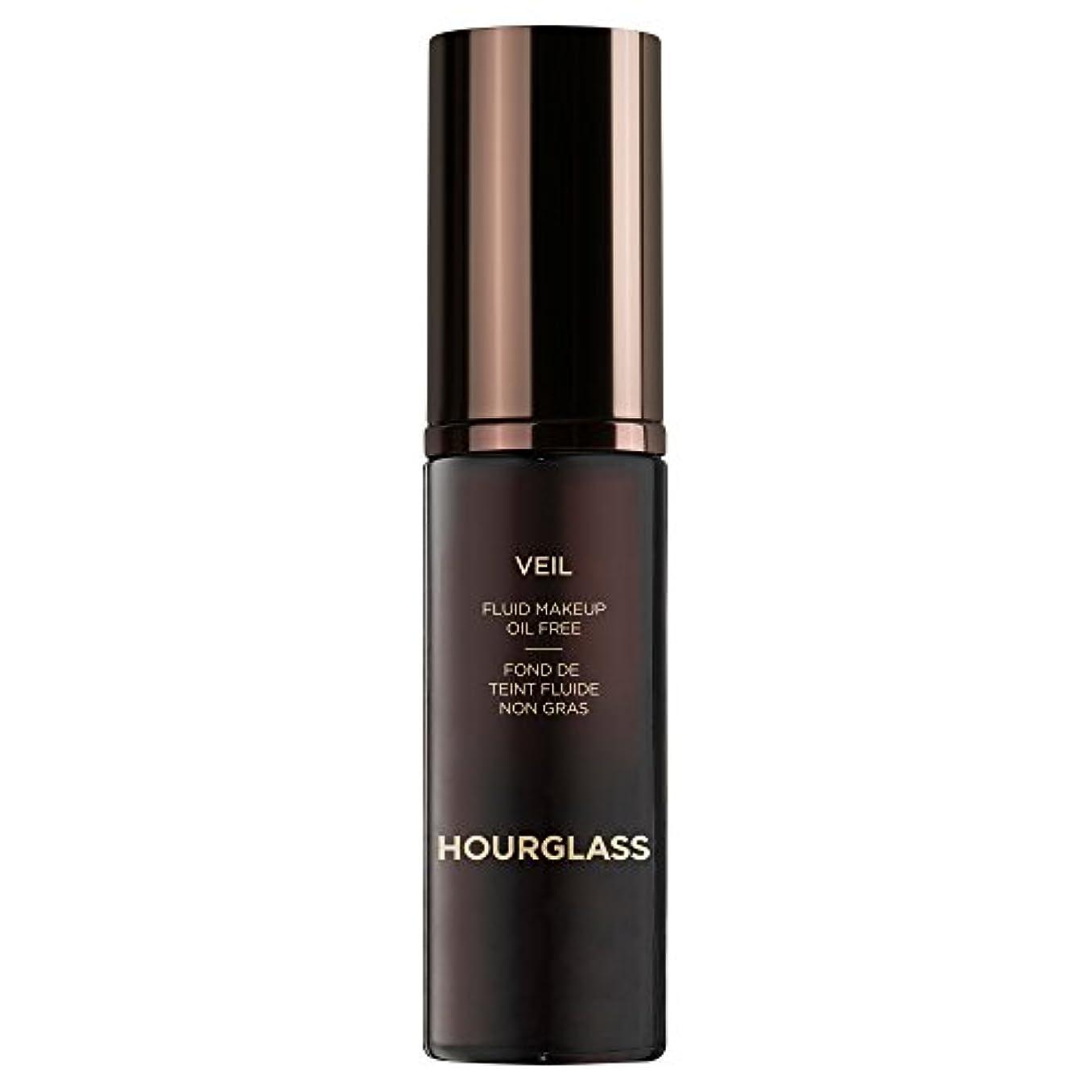 雄弁証拠スリンク流体化粧蜂蜜ベール砂時計 (Hourglass) (x2) - Hourglass Veil Fluid Makeup Honey (Pack of 2) [並行輸入品]