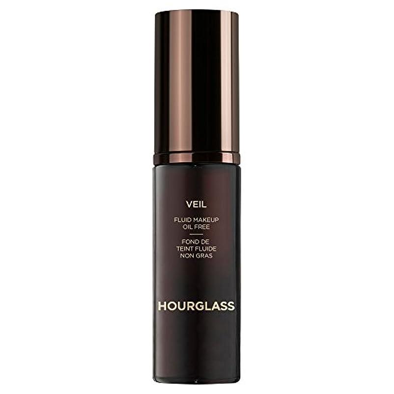 川活気づく消毒する砂時計のベール流体化粧クルミ (Hourglass) (x6) - Hourglass Veil Fluid Makeup Walnut (Pack of 6) [並行輸入品]