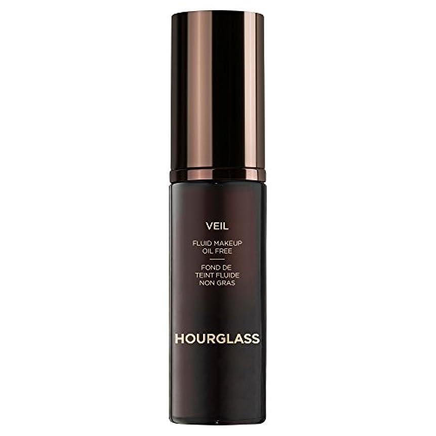 凍結コンベンション布砂時計ベール流体化粧暖かいベージュ (Hourglass) (x6) - Hourglass Veil Fluid Makeup Warm Beige (Pack of 6) [並行輸入品]