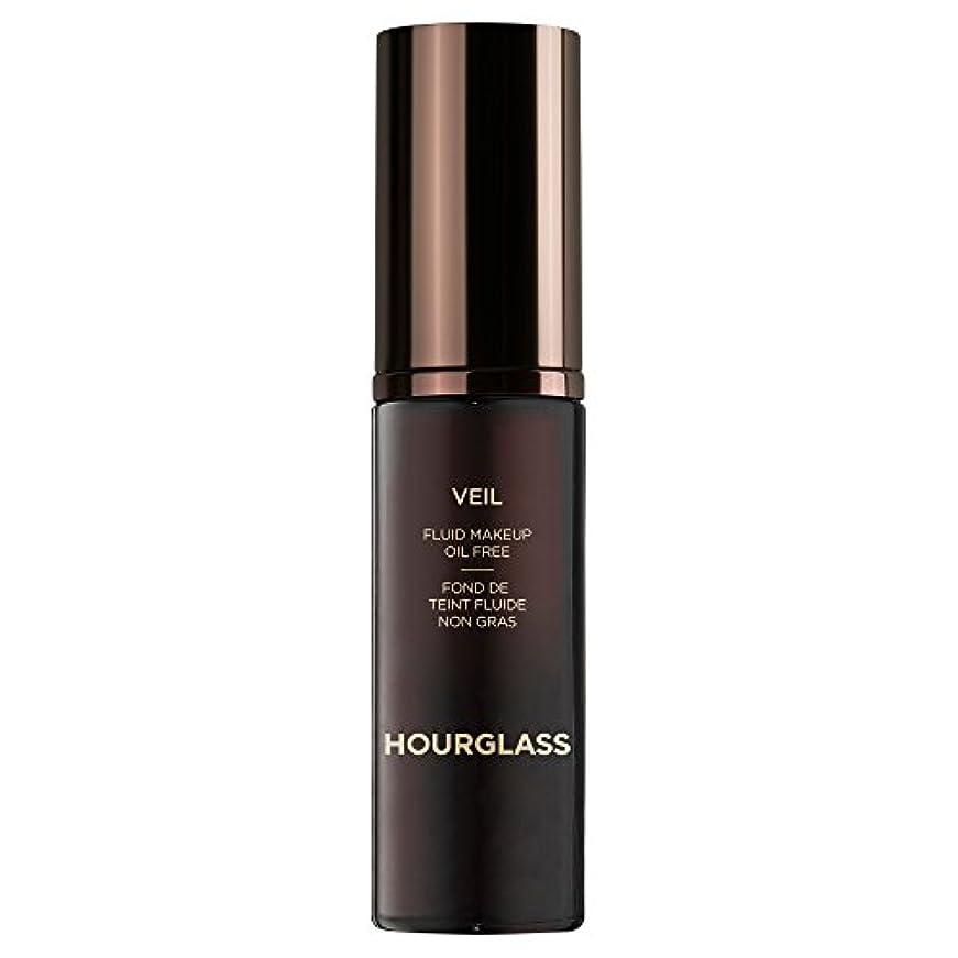 回復汚れた活発砂時計のベール流体化粧クルミ (Hourglass) (x6) - Hourglass Veil Fluid Makeup Walnut (Pack of 6) [並行輸入品]
