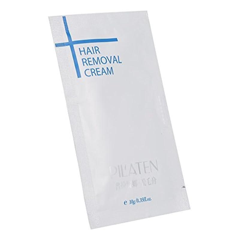 ヒューズ対応するシビック脱毛クリーム、10個の女性の女性の脱毛クリーム脇の下の脚アームのボディの健康美容脱毛ペースト (1Pc)