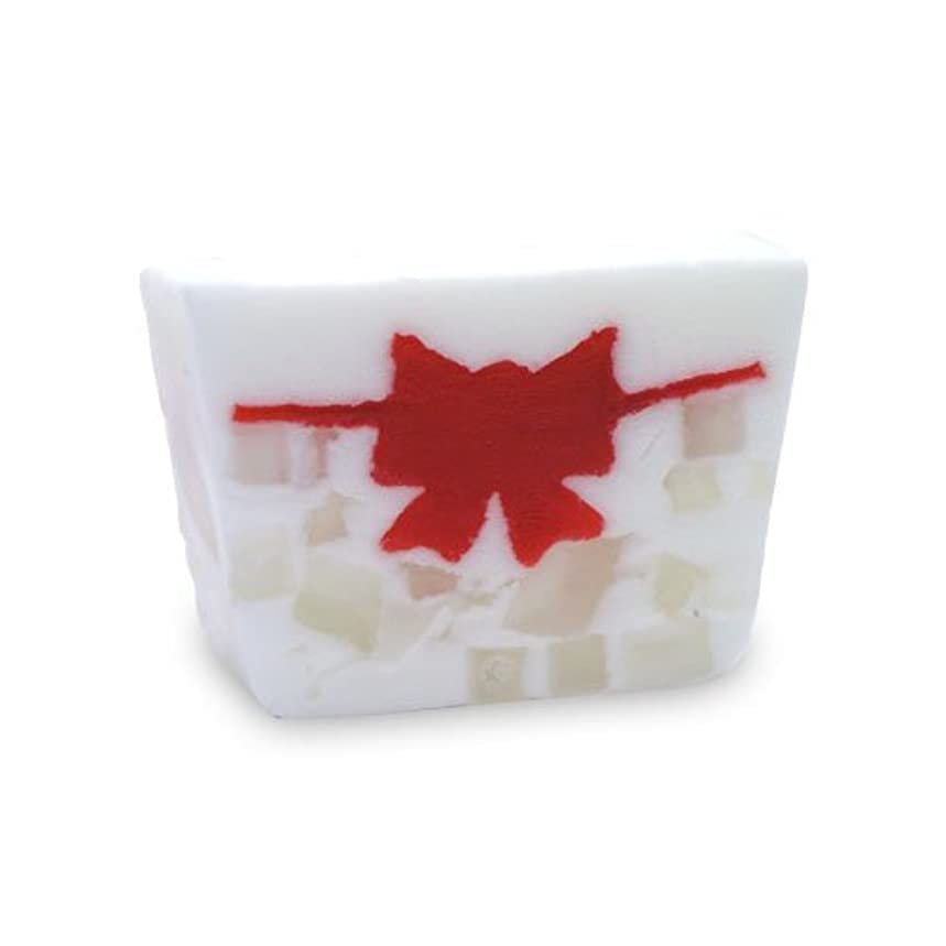 提出する同様の修羅場プライモールエレメンツ アロマティック ミニソープ クリスマスリボン 80g 植物性 ナチュラル 石鹸 無添加