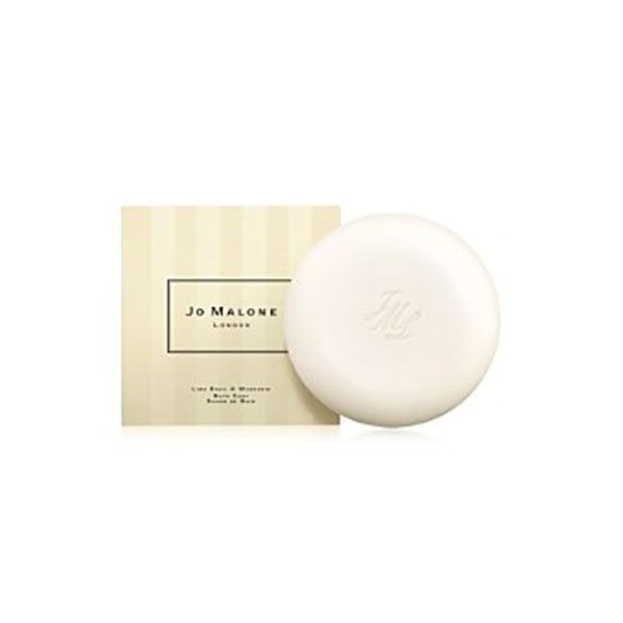 偶然の蒸発講義ジョー マローン ライムバジル&マンダリン ソープ 180g JO MALONE LIME BASIL&MANDARIN BATH SOAP [並行輸入品]