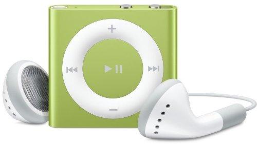 Apple iPod shuffle 2GB グリーン MC750J/A