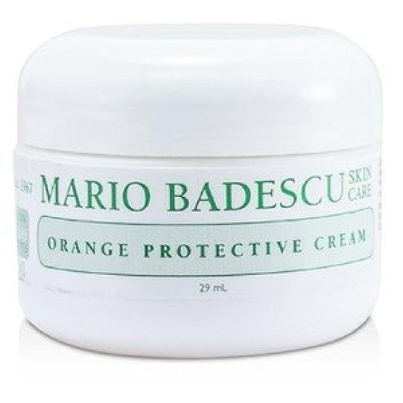 きらめきバイソン努力するMARIO BADESCU(マリオ バデスク) オレンジ プロテクティブ クリーム 29ml/1oz [並行輸入品]
