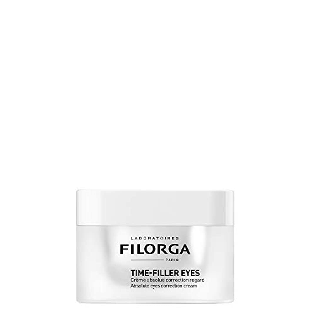 通りニッケル抹消Filorga Time-Filler Eyes Crema Absoluta Corrección Contorno De Ojos 15Ml