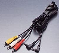 P&A ステレオ液晶TV対応AV接続ケーブル 2m PA-713