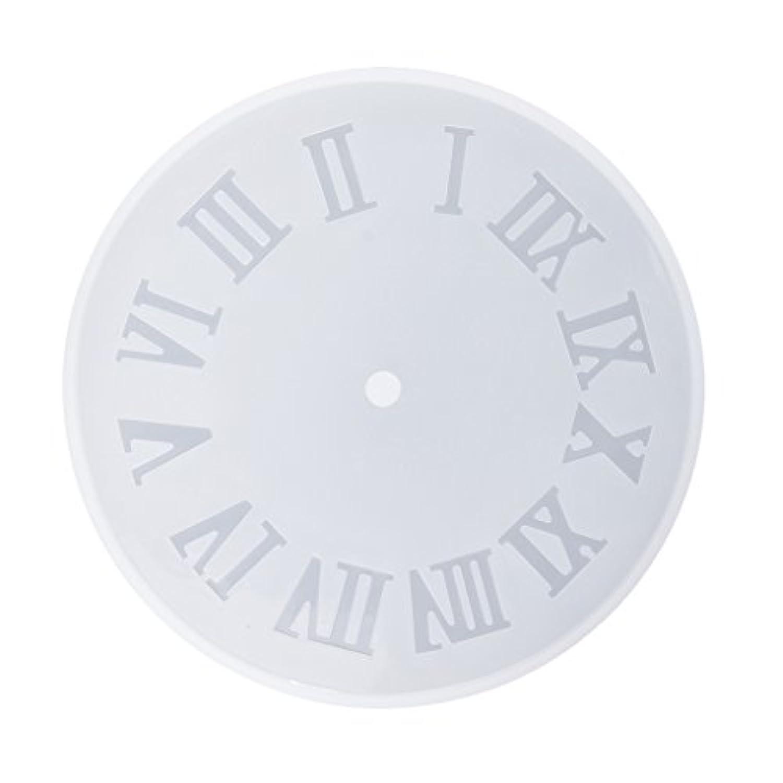 Fityle 高品質 DIY シリコーン 時計 金型 製作 ツール 全2様式選ぶ - 様式2