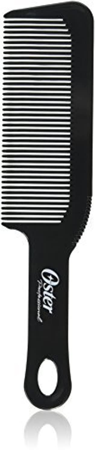 コレクションカーテン機関Oster 076005-605-000 SB-47129 Antistatic Barber Comb, 0.1 Pound [並行輸入品]