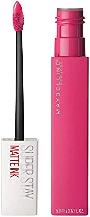 Maybelline SuperStay Matte Ink Liquid Lipstick - Romantic 30