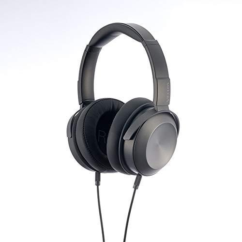 VECLOS 密閉型 オーバーイヤーヘッドホン HPS-500-CSB コズミックブラック