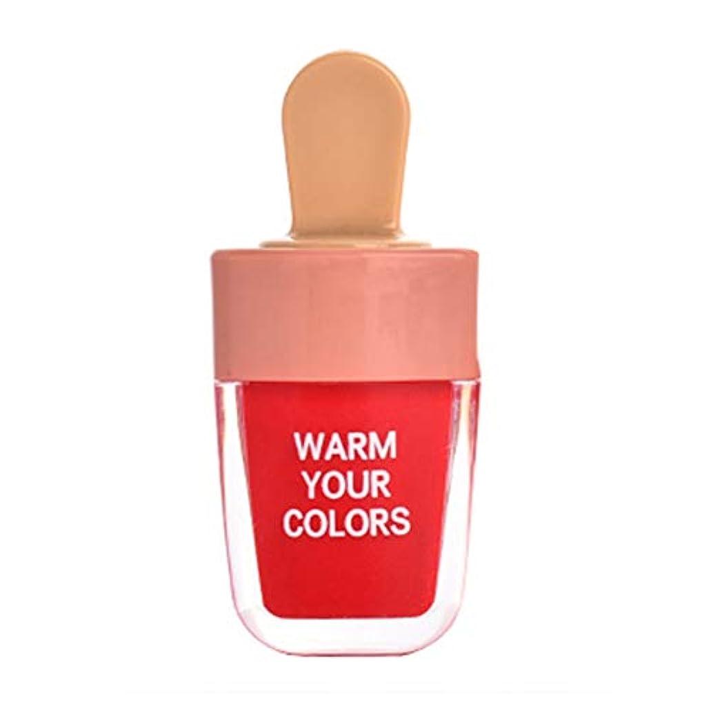 調子書店スカープRemeeHi 口紅 リップティント アイスクリーム リップスティック リップカラー ラスティング 防水 落ちない メイクアップ メイク道具 化粧品保湿 リップクリーム 韓国風 学生 可愛い