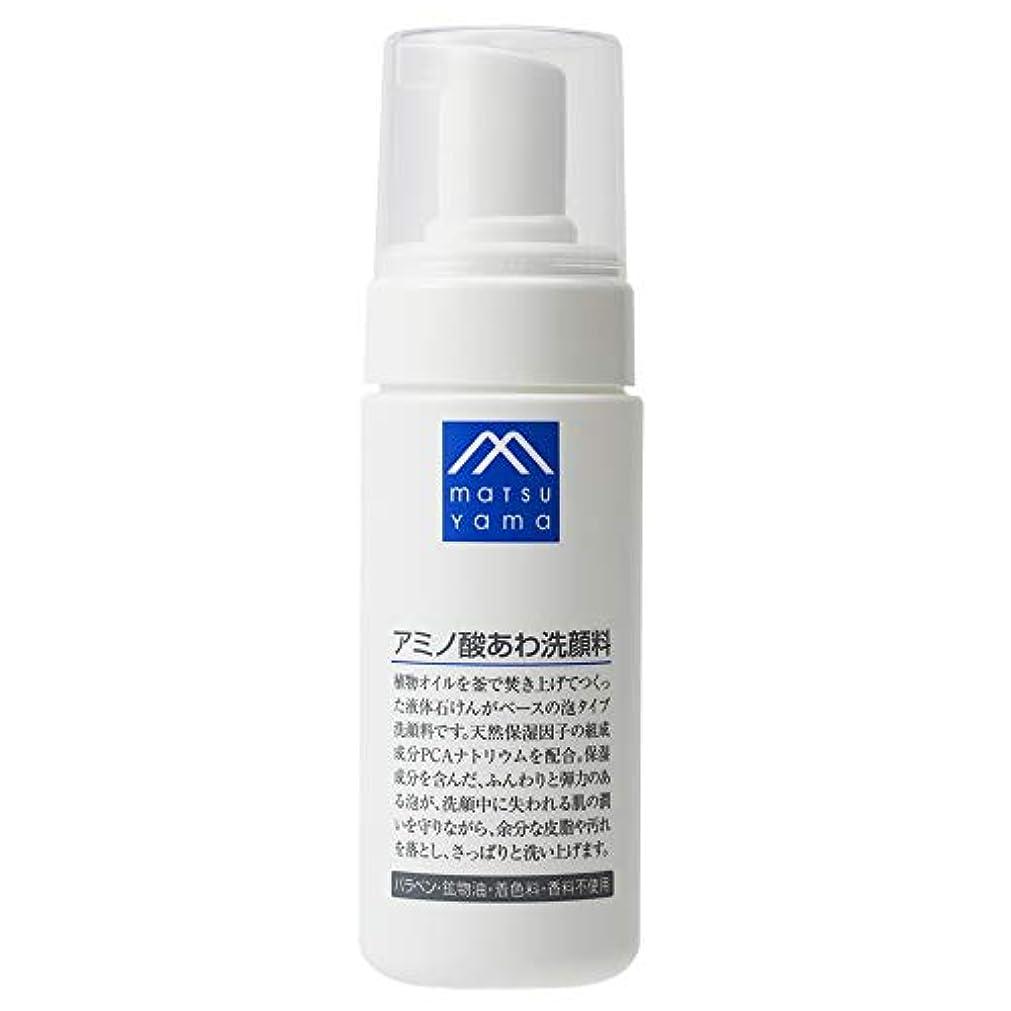 Mマーク(M-mark) アミノ酸あわ洗顔料 130mL