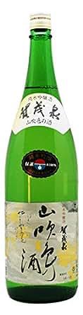 賀茂泉 純米吟醸 山吹色の酒1800ml