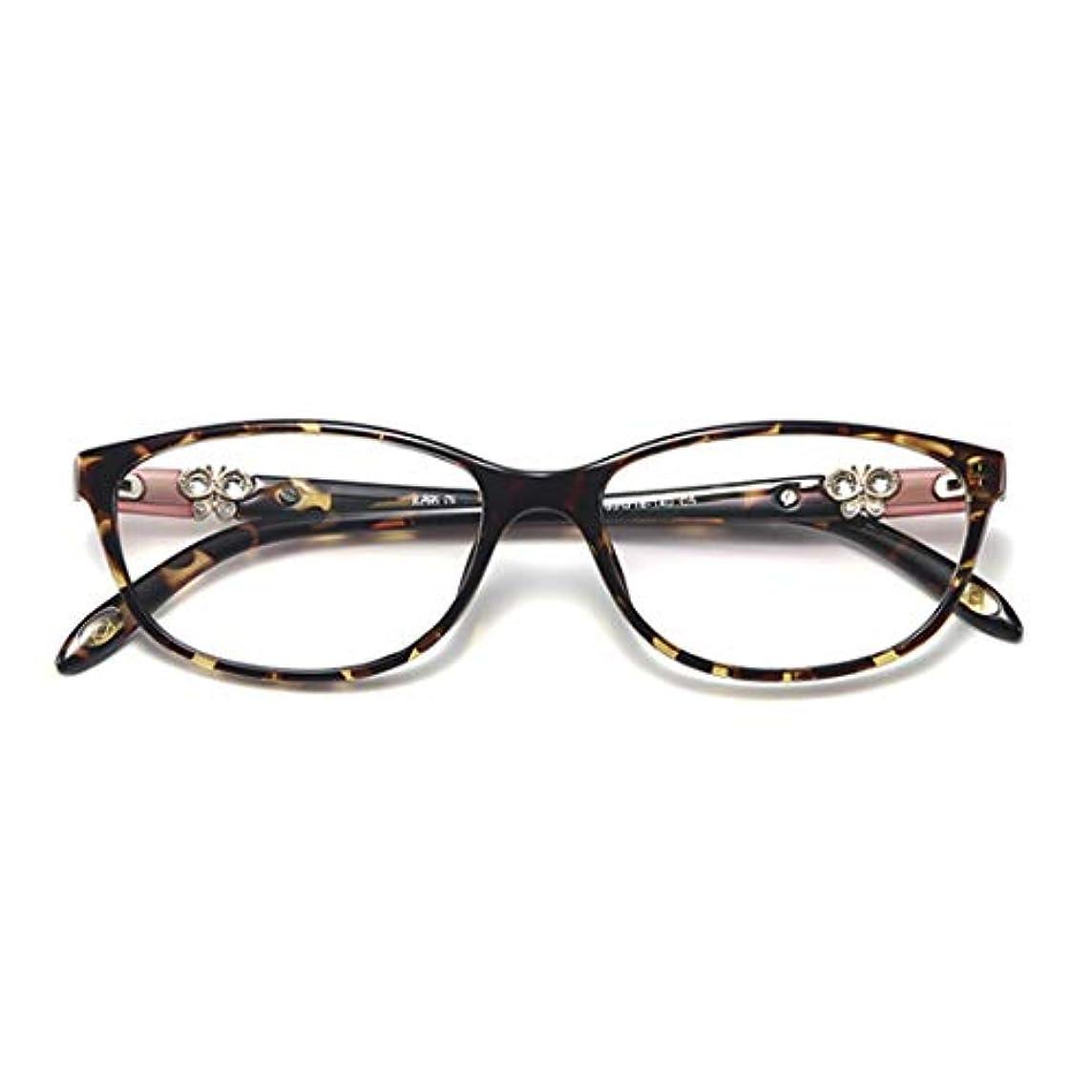 ファッション女性用老眼鏡、プログレッシブ多焦点、遠近両用、アンチブルーライト抗疲労、インテリジェント老眼鏡