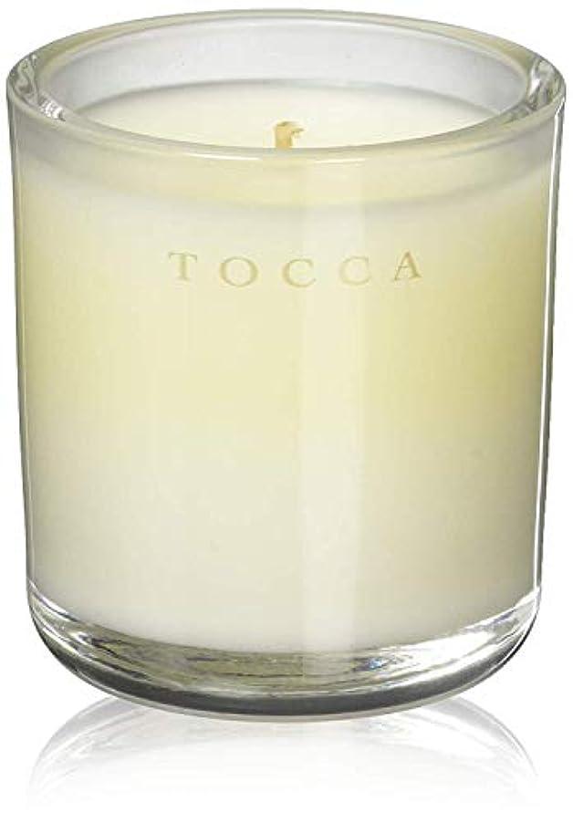 プラスチック飛躍不和TOCCA(トッカ) ボヤージュ キャンデリーナ マラケシュ 85g (ろうそく 芳香 パチュリとアンバーのスパイシーな香り)
