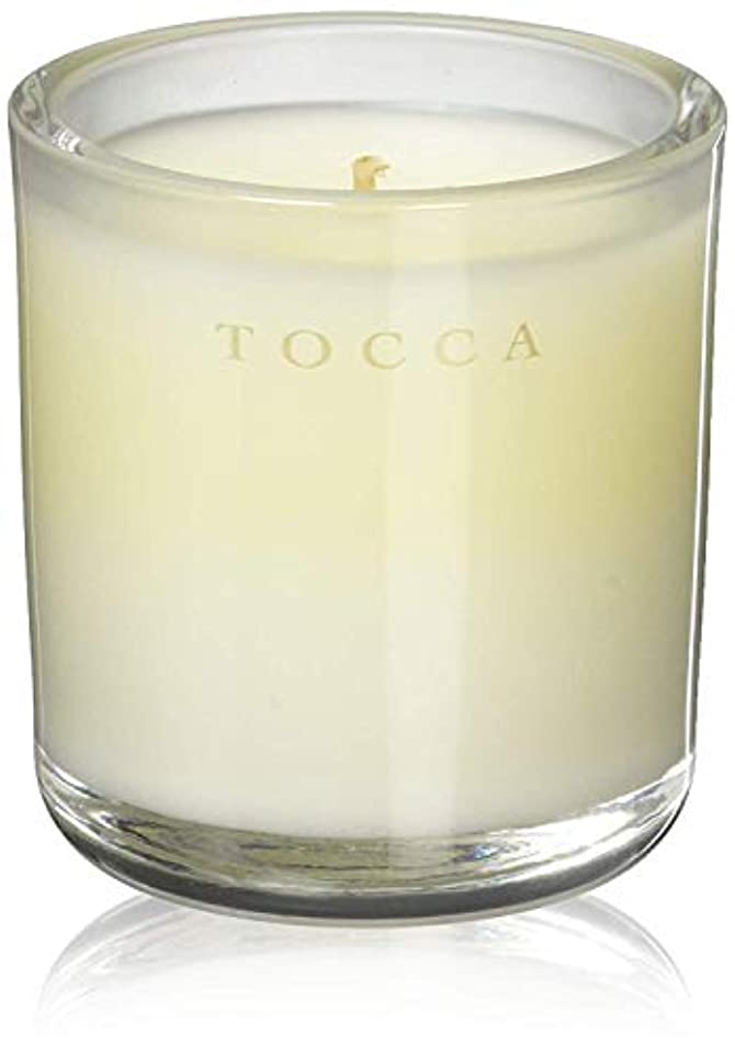 吸い込む歩道めまいTOCCA(トッカ) ボヤージュ キャンデリーナ マラケシュ 85g (ろうそく 芳香 パチュリとアンバーのスパイシーな香り)