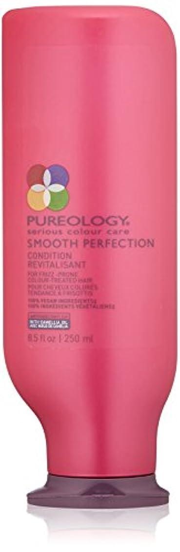 エスニックラケットスケートby Pureology SMOOTH PERFECTION CONDITIONER 8.5 OZ by PUREOLOGY