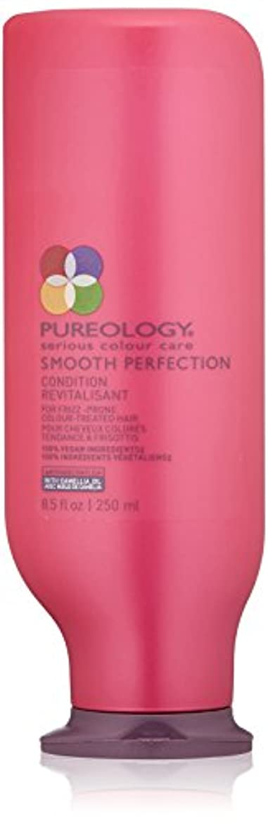 検閲誠実マウントバンクby Pureology SMOOTH PERFECTION CONDITIONER 8.5 OZ by PUREOLOGY