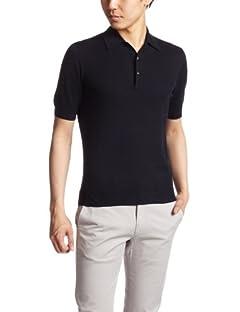Polo Sweater 1118-106-0154: Navy