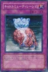 キャトルミューティレーション 【N】 FET-JP055-N ≪遊戯王カード≫[フレーミング・エタニティー]