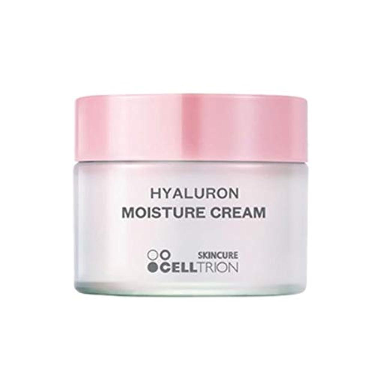 結晶メンテナンス染色セルトリオンスキンキュアヒアルロンモイスチャークリーム50gしわ改善、Celltrion Skincure Hyaluron Moisture Cream 50g Anti-Wrinkle [並行輸入品]