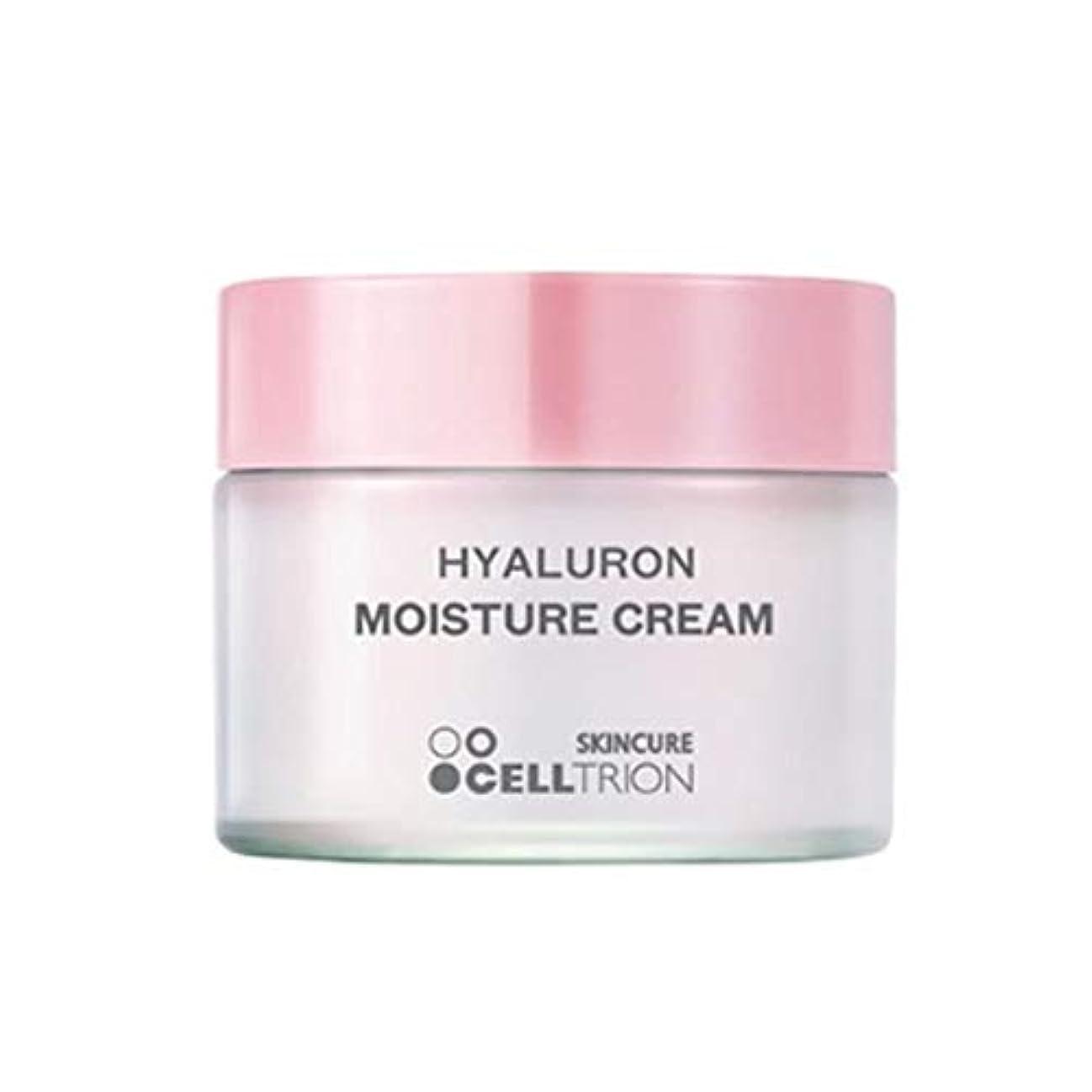 成功秘書感謝しているセルトリオンスキンキュアヒアルロンモイスチャークリーム50gしわ改善、Celltrion Skincure Hyaluron Moisture Cream 50g Anti-Wrinkle [並行輸入品]