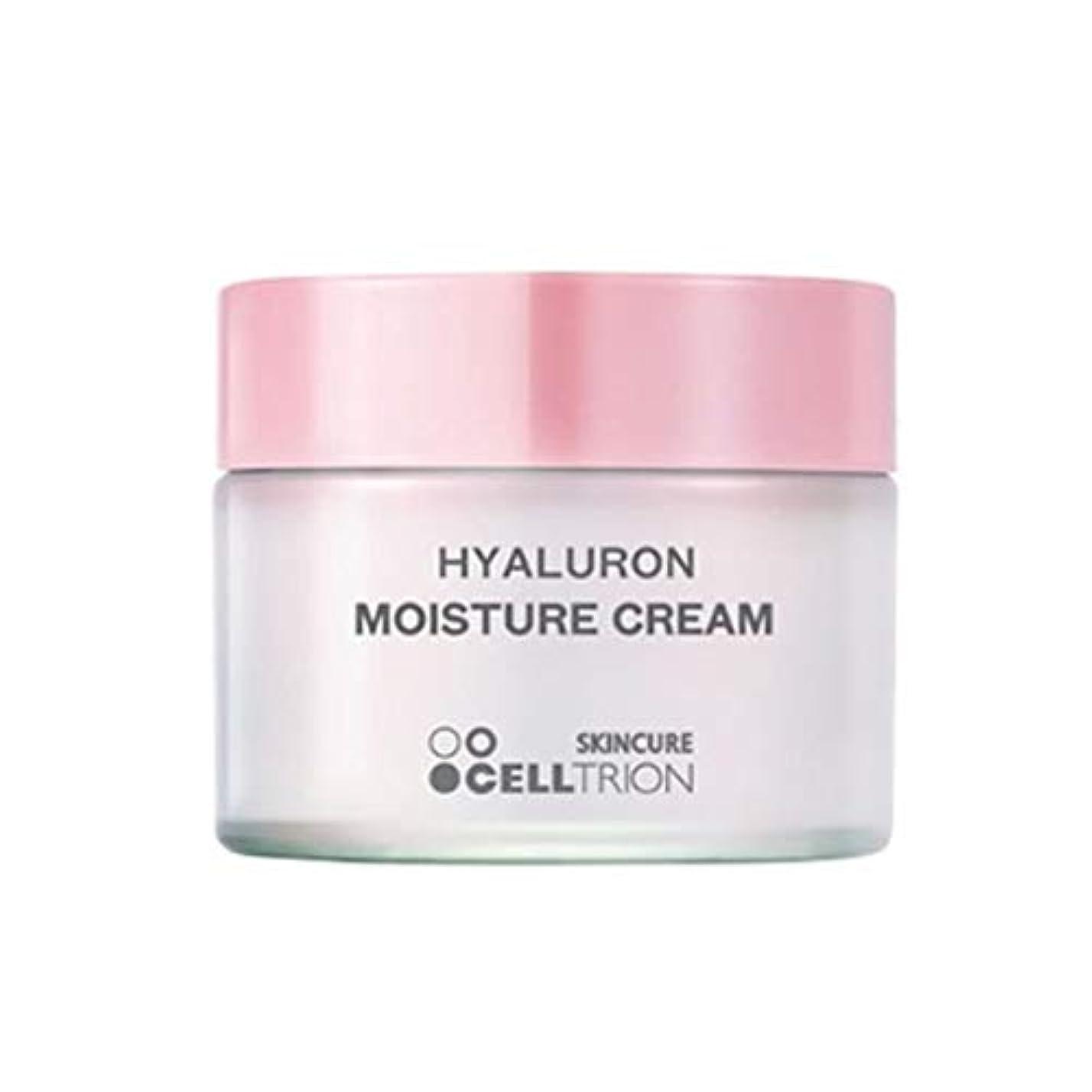 中にシェードかんがいセルトリオンスキンキュアヒアルロンモイスチャークリーム50gしわ改善、Celltrion Skincure Hyaluron Moisture Cream 50g Anti-Wrinkle [並行輸入品]