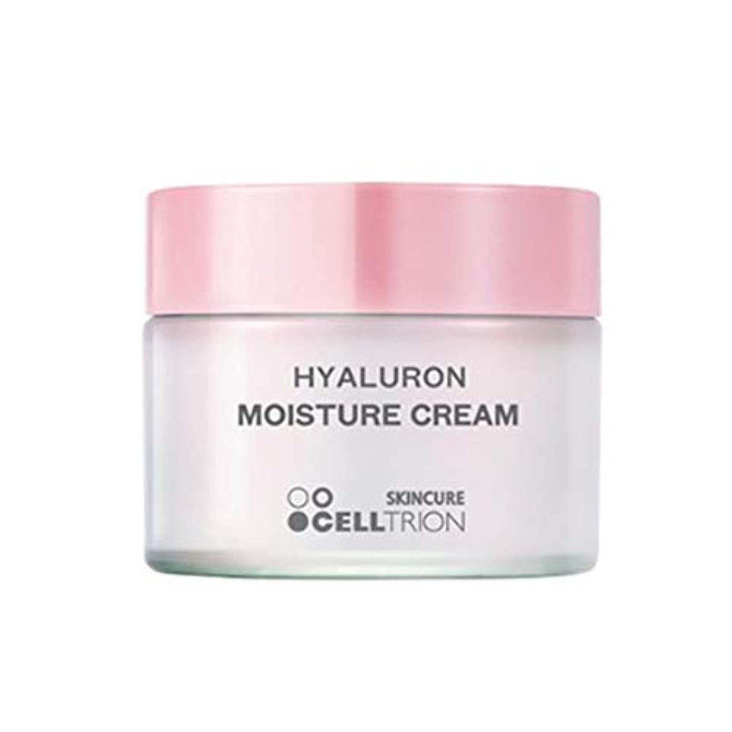 フォルダ摂氏なしでセルトリオンスキンキュアヒアルロンモイスチャークリーム50gしわ改善、Celltrion Skincure Hyaluron Moisture Cream 50g Anti-Wrinkle [並行輸入品]