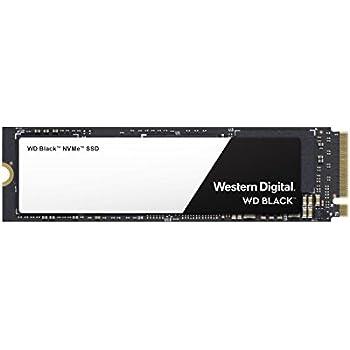 WD 内蔵SSD M.2-2280 / 500GB / WD NVMe Black / PCIe Gen3 NVMe / 5年保証 / WDS500G2X0C