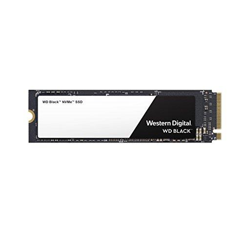 WD 内蔵SSD M.2-2280/500GB/WD NVMe Black/PCIe Gen3 NVMe/5年保証/WDS500G2X0C