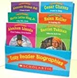 Easy Reader Biographies: 12 Biographies That Help Students Learn to Read and Comprehend Key Features of Nonfiction