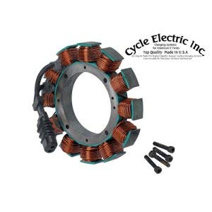 CYCLE ELECTRIC 1989-99年ビッグツイン用ステーターコイル ハーレー