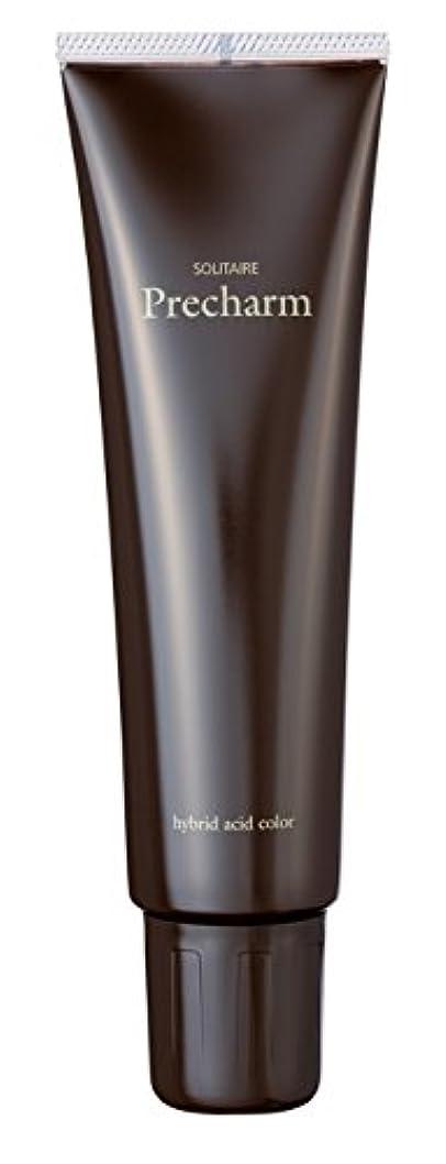 悪性腫瘍水アクティブソリティア プリチャーム ヘアカラー G(グレイ) 150g