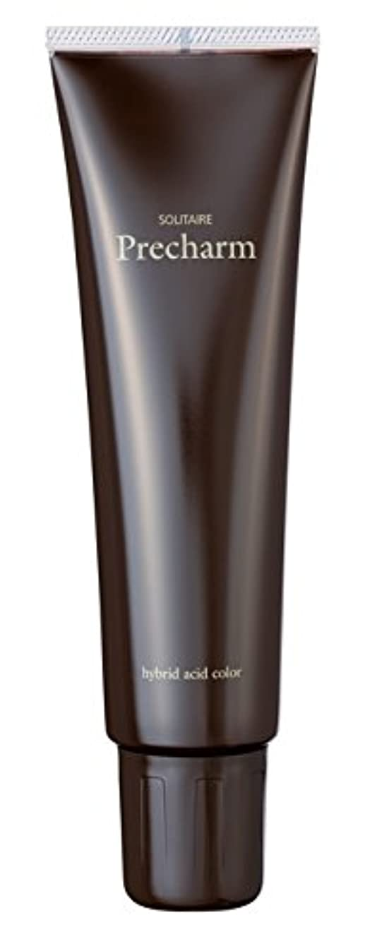 侮辱コーナー散るソリティア プリチャーム ヘアカラー G(グレイ) 150g