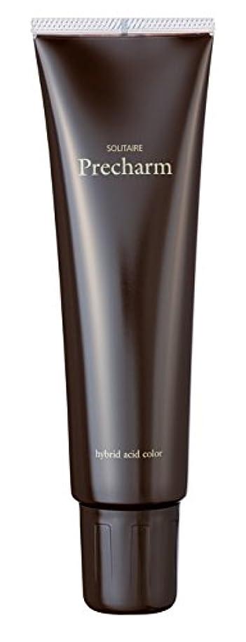 誘惑マッシュ警告ソリティア プリチャーム ヘアカラー G(グレイ) 150g