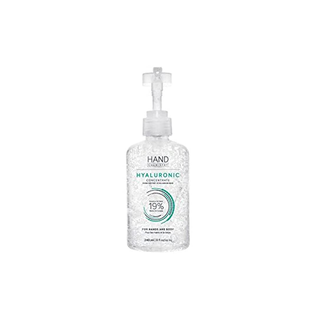 HAND CHEMISTRY Hyaluronic Concentrate (240ml) - 手の化学ヒアルロン濃縮物(240ミリリットル) [並行輸入品]