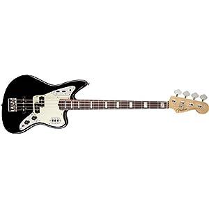 Fender フェンダー エレキベース AM STD JAGUAR BASS RW BLK