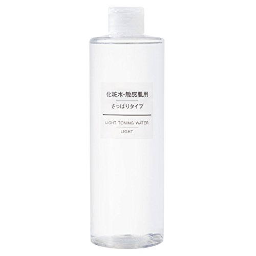 無印良品 化粧水 敏感肌用 さっぱりタイプ(大容量) 400ml