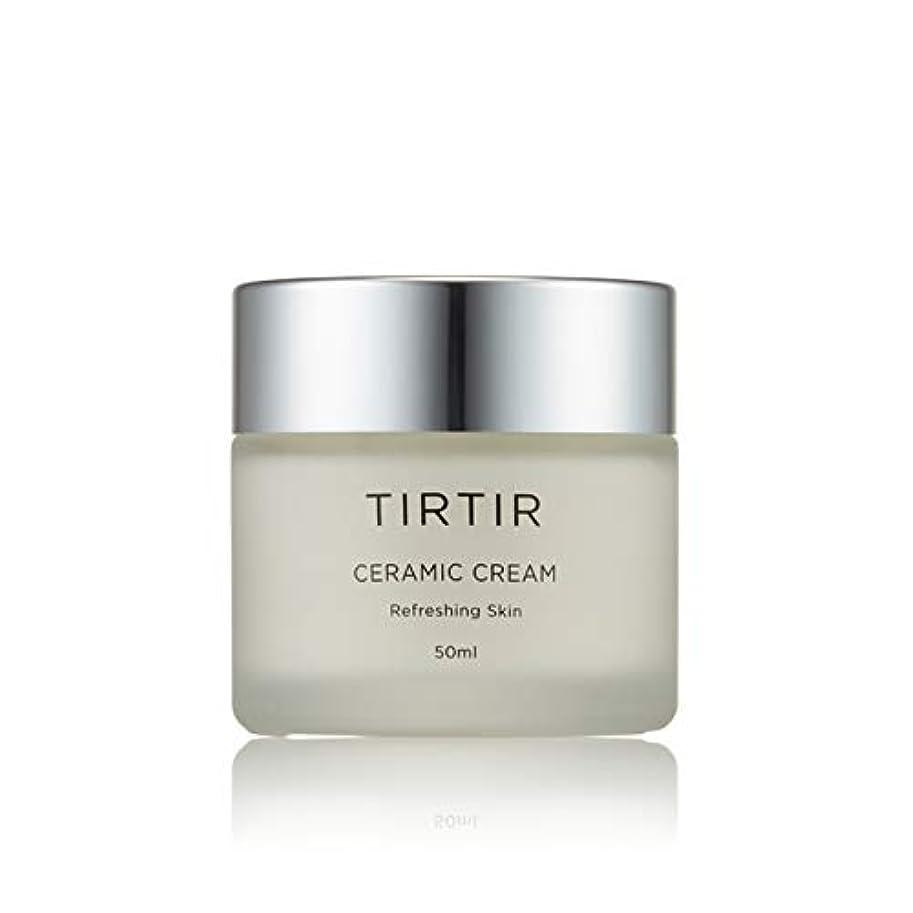 アベニュープレート息子TIRTIR [ティルティル] セラミック クリーム/Ceramic Cream 50g [並行輸入品]