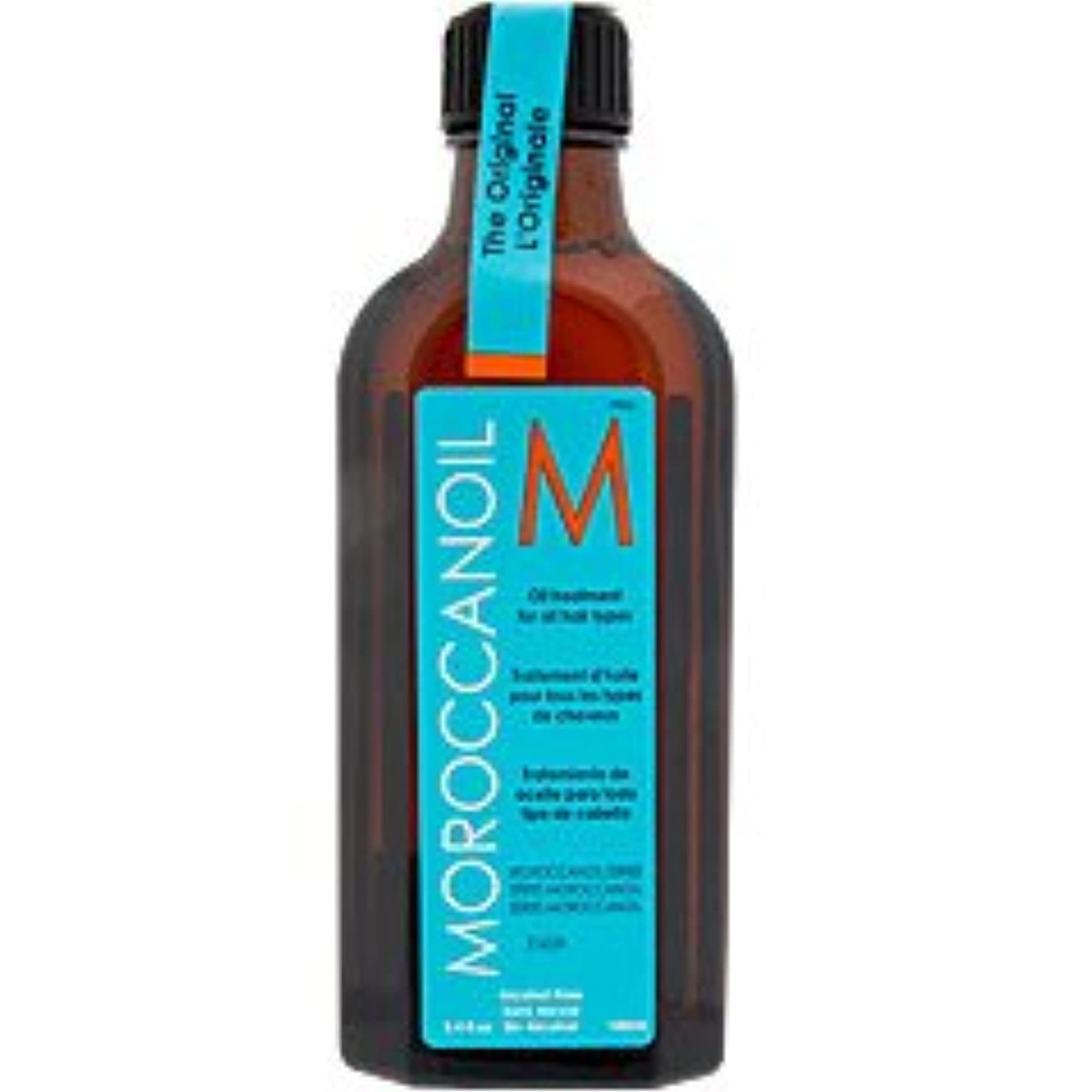 熱基礎傾向モロッカンオイル(MOROCCANOIL) モロッカンオイル オイルトリートメント 100ml [海外直送品][並行輸入品]