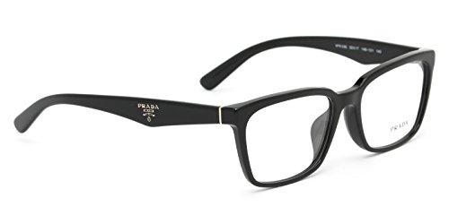 【プラダ国内正規品販売認定店】PR03SV 1AB1O1 55サイズ PRADA (プラダ) メガネ ジャパンフィット ウェリントン メンズ レディース