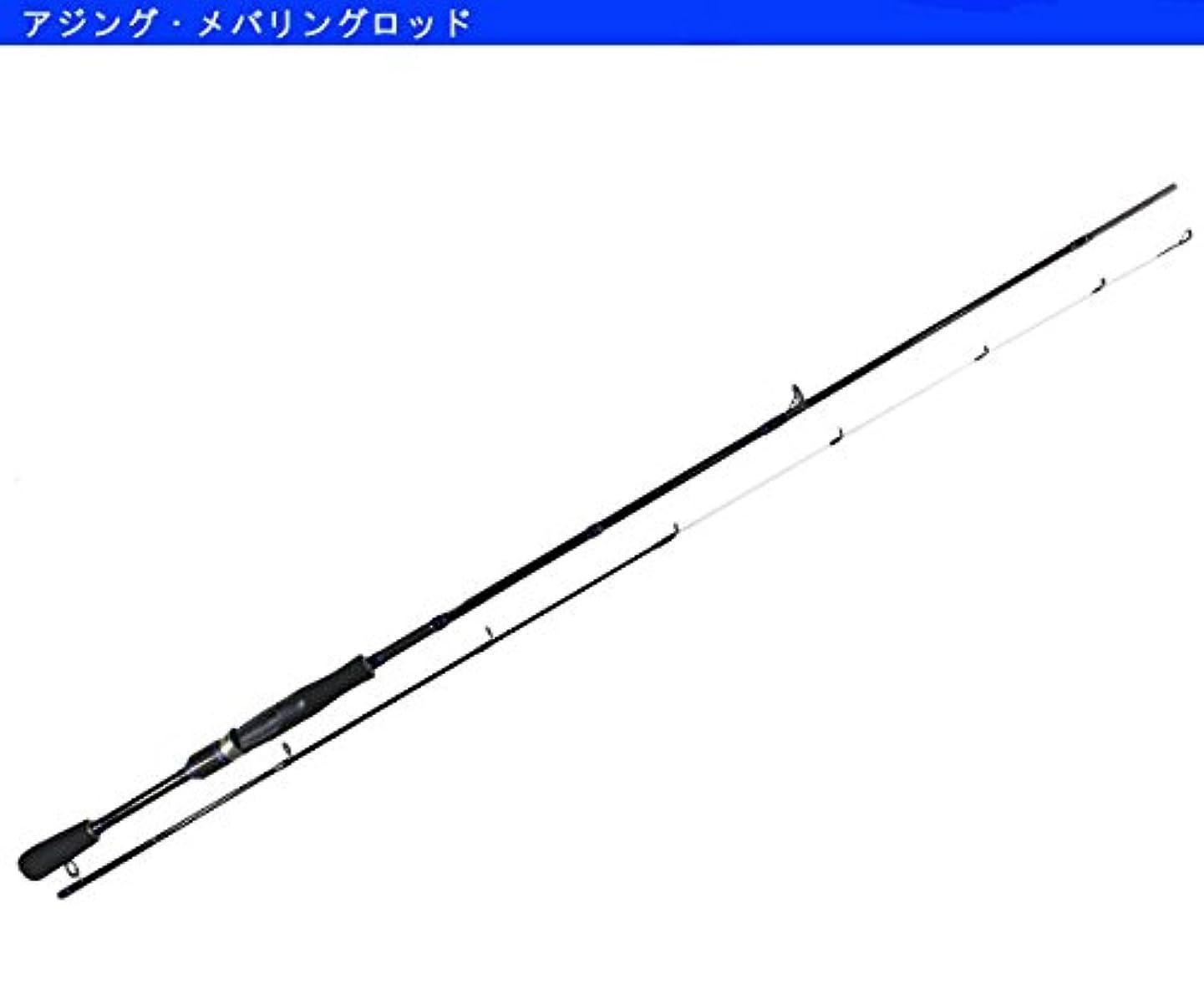 ライン四分円意欲PRO TRUST(プロトラスト) LIGHT VARSAL LV-682ST 203cm 061309 アジング?メバリングロッド