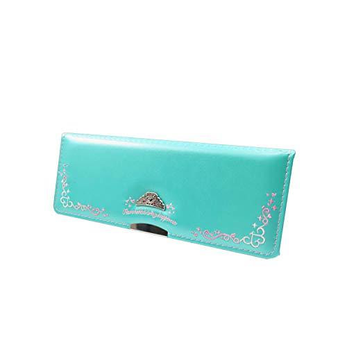 クツワ クラリーノ 筆箱 はねカルDX 筆入れ 1ドア パールミントグリーン CX056MT