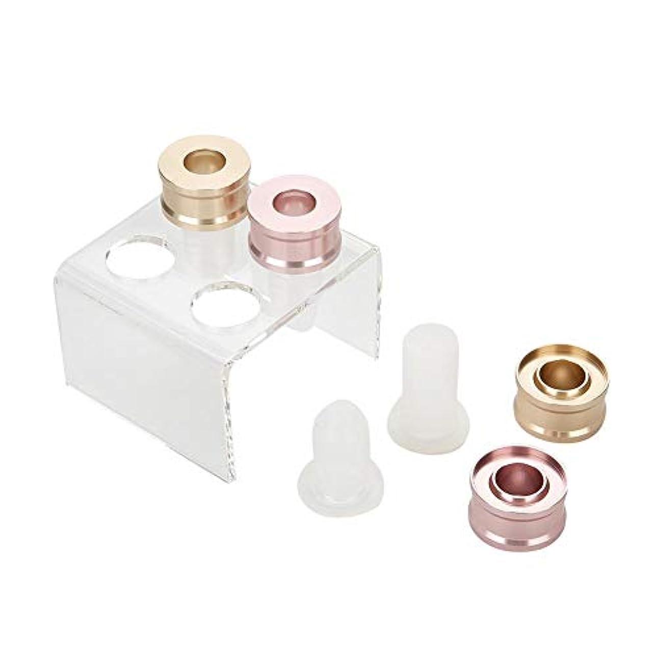 リップスティックDIY金型、手作り口紅 モールド 口紅型 DIY シリコン金型 全2様式選べる(02#)