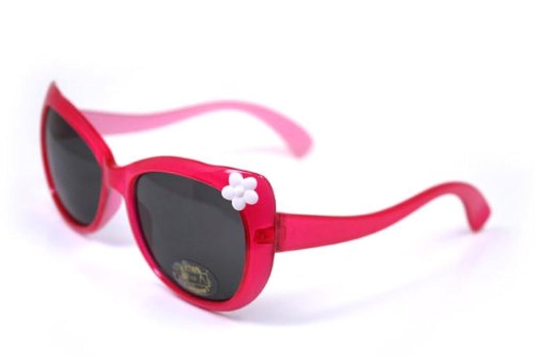 ホステスラッドヤードキップリング家■■UVカットキッズサングラスC08-Z13透過率15%紫外線