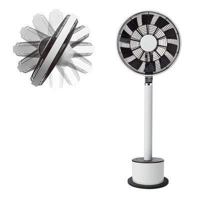 全方位回転型扇風機 MAINTS PIROUETTE(ピルエット) ホワイトモデル MA-001