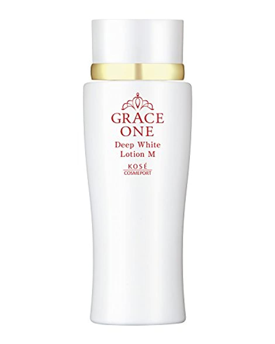 どうしたの保持脳(医薬部外品) KOSE コーセー グレイスワン 薬用美白 ディープホワイト ローション (しっとり 化粧水) 180ml
