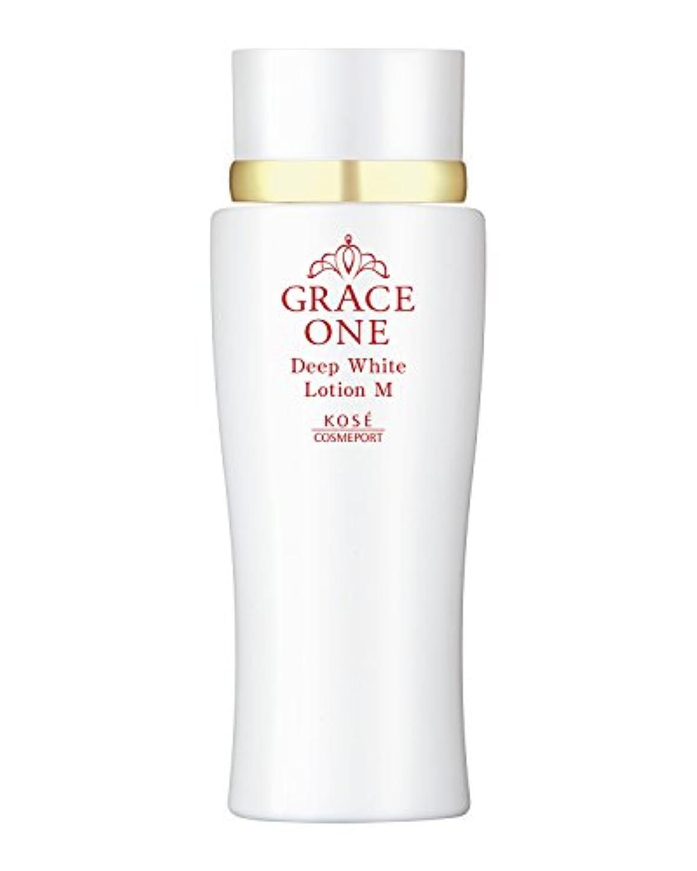 (医薬部外品) KOSE コーセー グレイスワン 薬用美白 ディープホワイト ローション (しっとり 化粧水) 180ml
