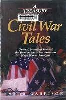 A Treasury of Civil War Tales (Thorndike Press Large Print American History Series)